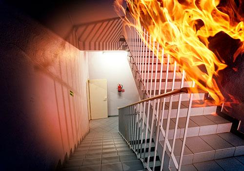 Brannvarsling på arbeidsplass