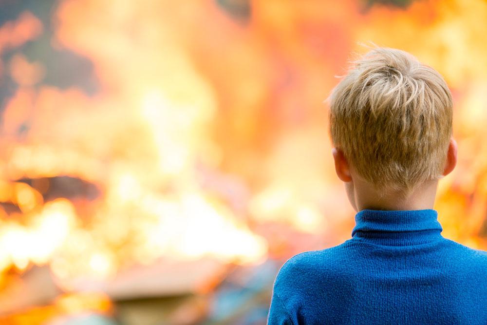 Brannvarsling i hjemmet