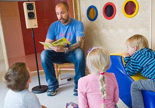 Løsninger for barnehager og skoler