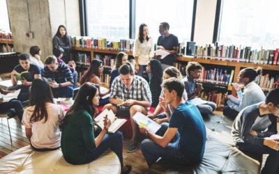 Bibliotek og kulturhus