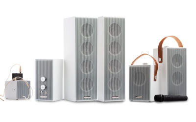 Vox lydutjevningsanlegg