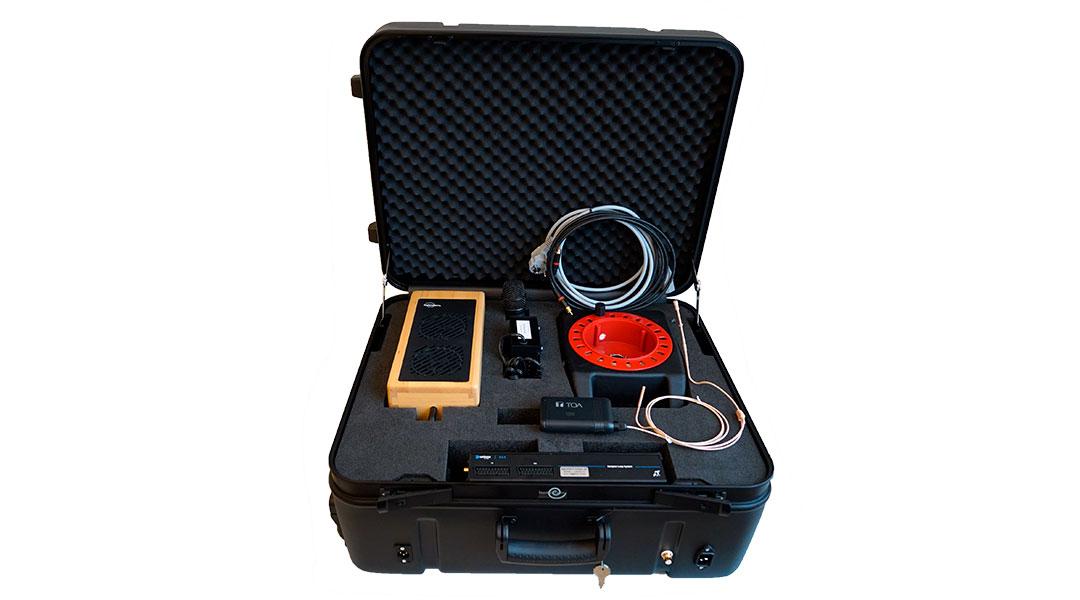 Hjelpemiddeldatabasen Aktiv høyttalerstemmeforsterker m