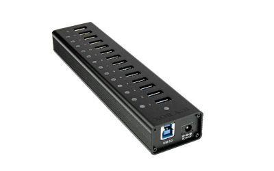 USB lader med 13 porter